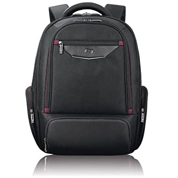 d8d2190e3a62 Amazon.com  Solo Executive 17.3 Inch Laptop Backpack