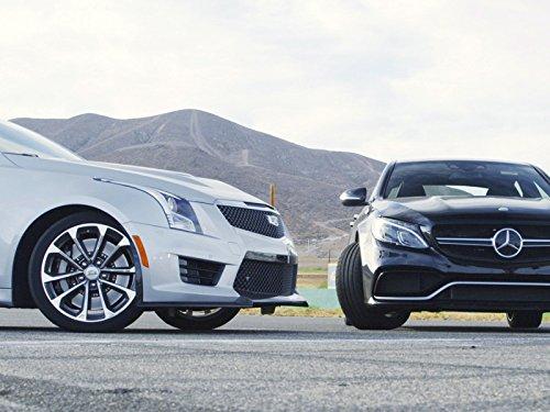 2016 Cadillac ATS-V vs. 2016 Mercedes-AMG C63 S