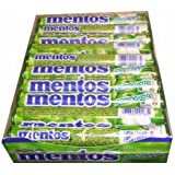 Mentos Green Apple Flavor (30 Count)