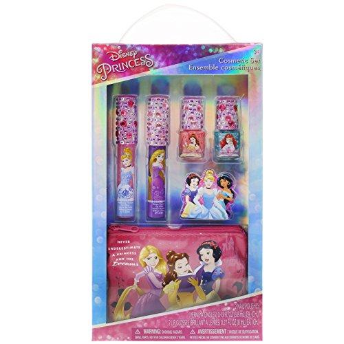 TownleyGirl Disney Princess Nail, Lip Set