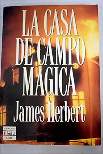"""Resultado de imagen de La casa de campo mágica, de James Herbert"""""""