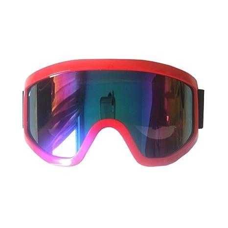 AXIANNV Hombres Mujeres Máscara de Snowboard de esquí Gafas de ...