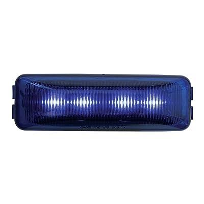 GG Grand General 84443 Blue/Blue Light (Medium Rectangle 4-LED Interior Use): Automotive