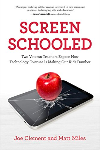 Image result for screen schooled book review