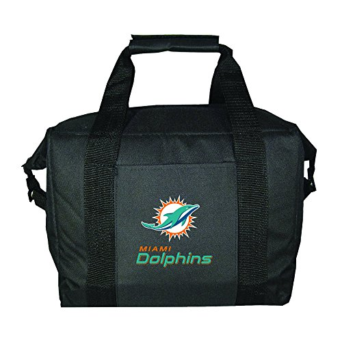 Miami Dolphins Sided 12 Pack Cooler product image