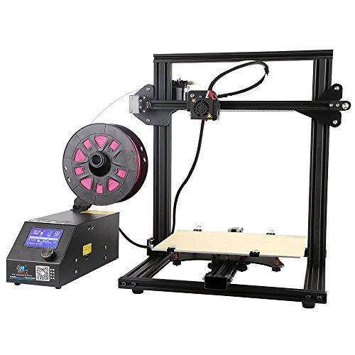 Agywell Creality CR-10 mini 3D Printer Resume Printing Semi-Assembled 300x220x300mm by Agywell