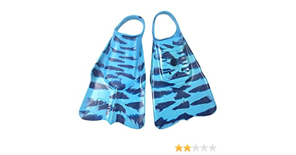 DaFin Swimin Zak Noyle Signature Light Blue//Blue M