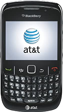 BlackBerry Curve 8520, Black (AT&T)