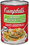 Best Soups - Campbell's Herb Chicken With Rice Soup, 540ml Review