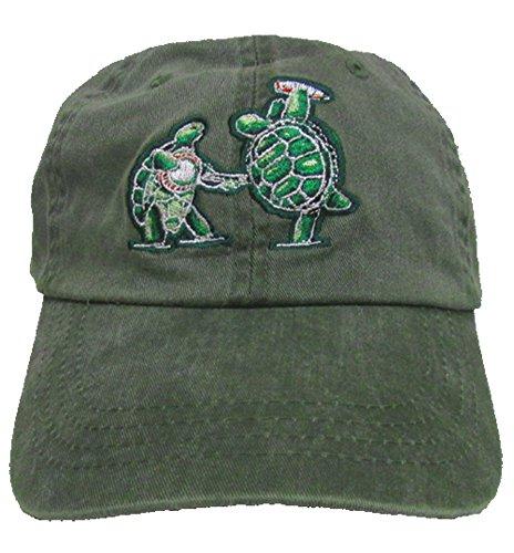 Turtle Terrapin - Grateful Dead Terrapins Embroidered Baseball Cap
