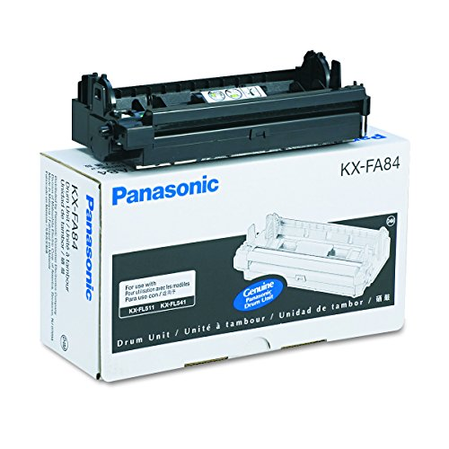Panasonic KXFA84 Drum Unit, Black