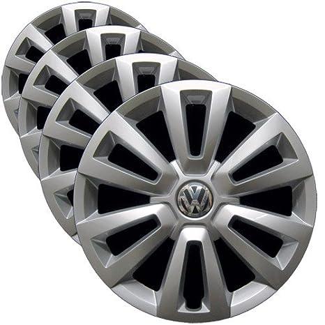 OEM Original VW – Cubierta para rueda (repuesto Tapacubos para Volkswagen Beetle 2012 – 2017