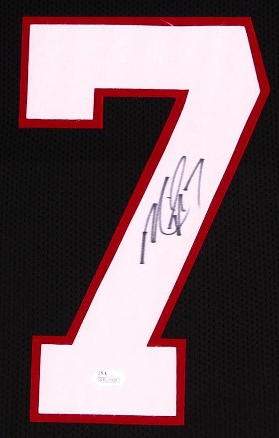 990bdd8aacd Michael Vick Signed Falcons 35