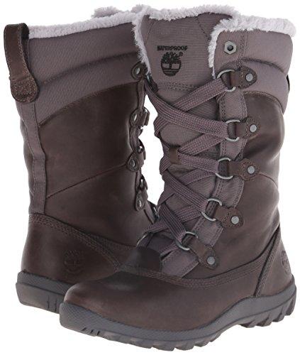 M Mount Women's Dark l Us Grey Mid Timberland Wp Hope F 8 Winter Boot B7dxBqZw5
