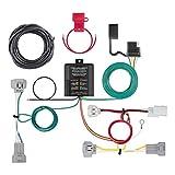 #9: CURT Manufacturing 56349 Custom Wiring Harness, 1 Pack