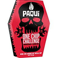 2020 Paqui One Chip Challenge, 0.21oz Box
