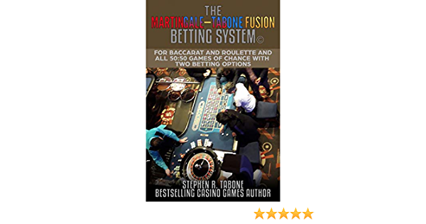 martingale betting system mathematical analysis textbook