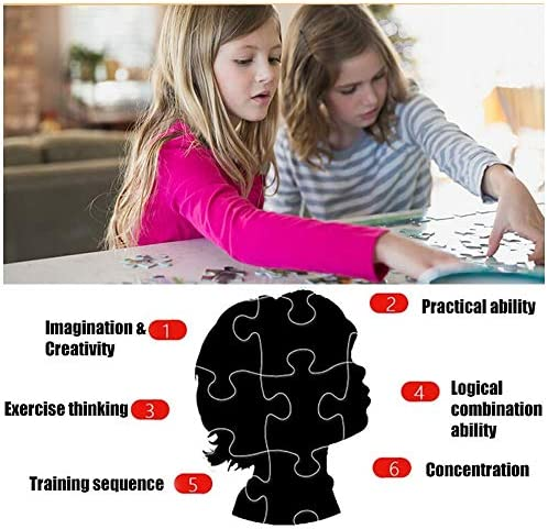 1200 stuks puzzel, Plastic puzzel, Kruidenier Childrens Teens Adult Intellective Family Game