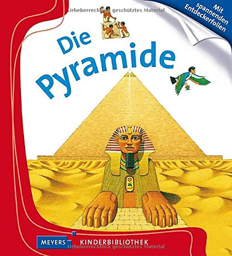 Couverture de Die Pyramide