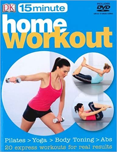 15 Minute Home Workout: Pilates > Yoga > Body Toning > Abs ...