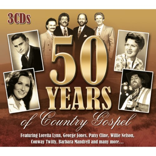 50 Years of Country Gospel by Madacy Christian