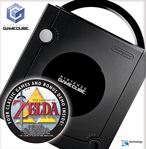 GameCube Console - Legend of Zelda Bundle - Black for sale  Delivered anywhere in USA