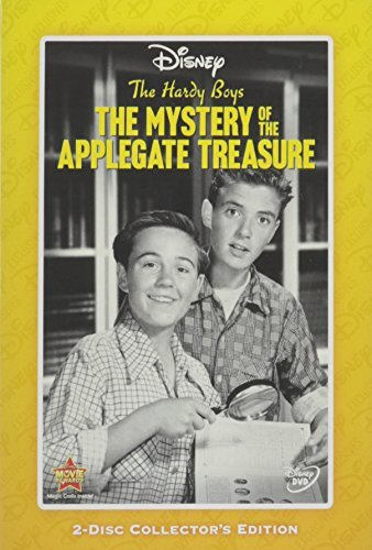 The Hardy Boys: The Mystery Of The Applegate Treasure (Hardy Show Dvd)