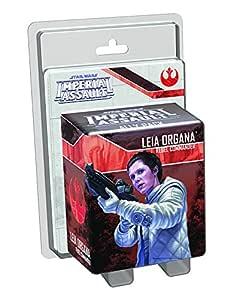 Fantasy Flight Games SWI22 Star Wars Leia Organa Ally Pack Board Game