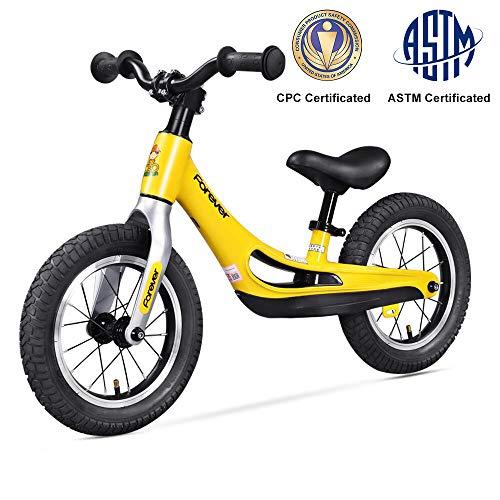 FLYING PIGEON FG 1936 Kid's Balance Bike, Toddler Bike for 2 Year Old, Bikes for Boys, Balance Bikes Toddlers, Magnesium Alloy Walking Bicycle,Push Bike