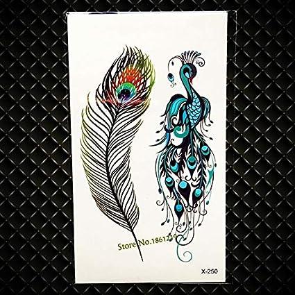 1 UNID Sexy Body Body Art Art Transferencia de Agua Tatuaje Falso ...