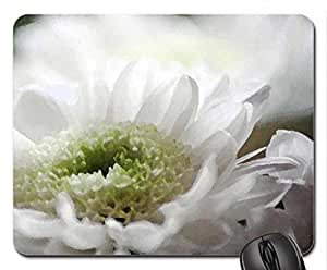 Blossoming Angels Mouse Pad, Mousepad (Flowers Mouse Pad, Watercolor style) by icecream design