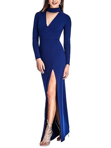 Irenephil Custom Elegant Evening Dresses For Women Long Sleeve Formal Gowns