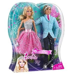Barbie Prince and Princess Gift Set
