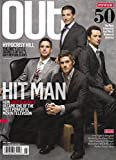 Greg Berlanti, William Baldwin, Matthew Rhys & Dave Annable l The Power 50 Issue l Parker Posey l Gay Interest - May, 2008 Out