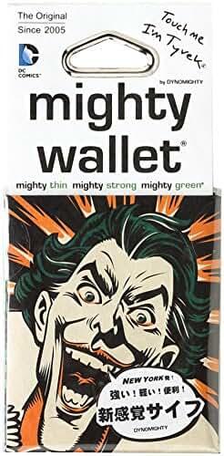 Dynomighty Men's Slim Billfold Mighty Wallet