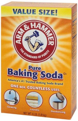 033200011705 - Arm & Hammer Baking Soda-4LB (01170) carousel main 6
