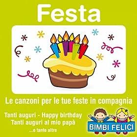 Amazon.com: Festa-tanti auguri (Le canzoni per le tue feste in