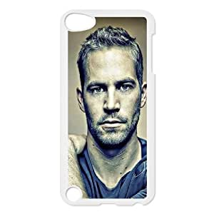 IMISSU Customized Print Paul Walker Pattern Hard Case for iPod Touch 5