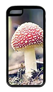 Distinct Waterproof Unique Mushroom Design Your Own for iphone 5c Case