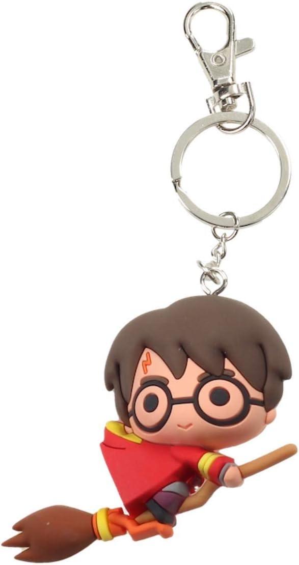 SD toys- Harry Potter Capa Roja Llavero Figurativo, Multicolor (SDTWRN21788)