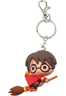 Funko- Keychain Harry Potter Llavero Ron Weasley, Color ...