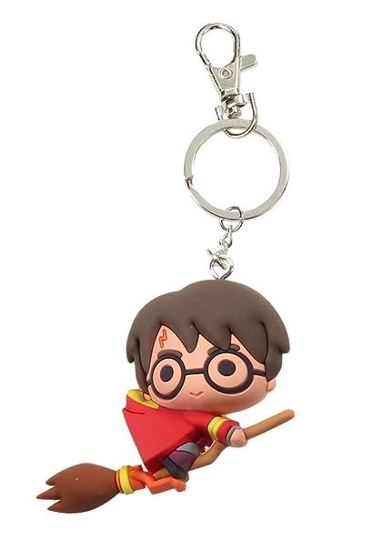 SD toys- Harry Potter Capa Roja Llavero Figurativo, (SDTWRN21788)