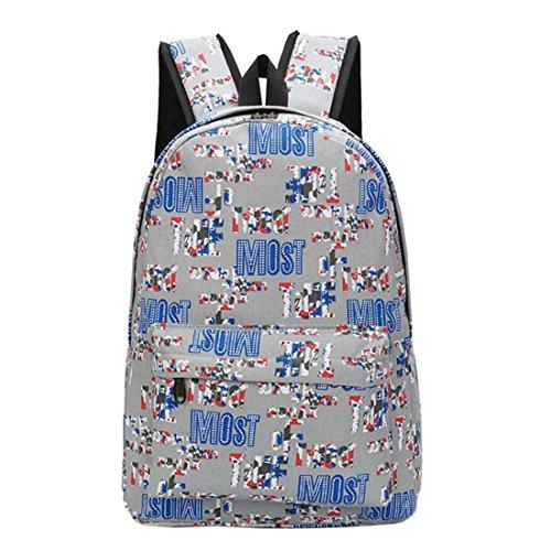 Shoulder Backpacks Canvas Bag Soft Print Backpack Mochila Travel Korean Unisex Graffiti Schoolbag Women 05 Girls Floral Backpack 02 qXYgzvWwWx