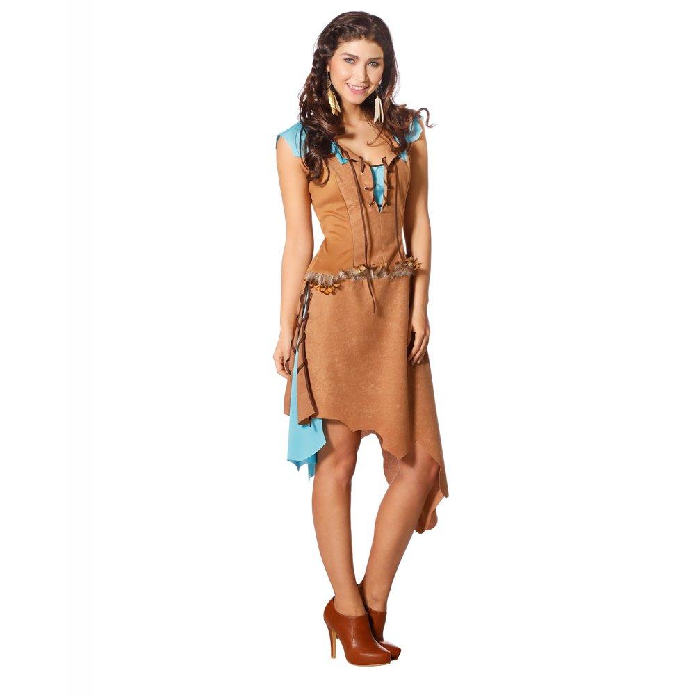 NEU Damen-Kostüm Indianerin Arapaho, Gr. 40 B074FZM2WT Kostüme für Erwachsene Üppiges Design | Reichlich Und Pünktliche Lieferung