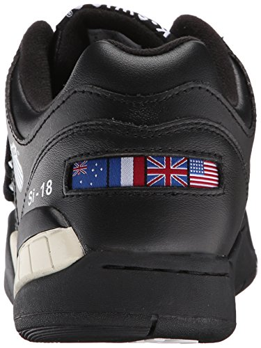 K-Swiss SI-18 International - Zapatillas unisex Negro