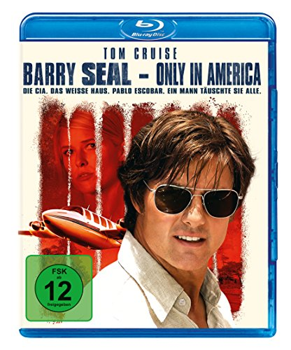 Barry Seal - Only in America [Blu-ray]