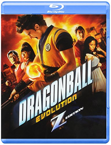 Dragonball: Evolution Blu-ray