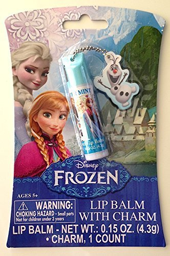 Disney Frozen Lip Balm with Olaf Charm by Beautiwise