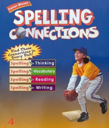 Spelling Connections Grade 4 Paperback Isbn 0736700400