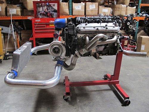 Amazon.com: Front Mount Intercooler kit w/BOV For Camaro LS1 Single Turbo: Automotive
